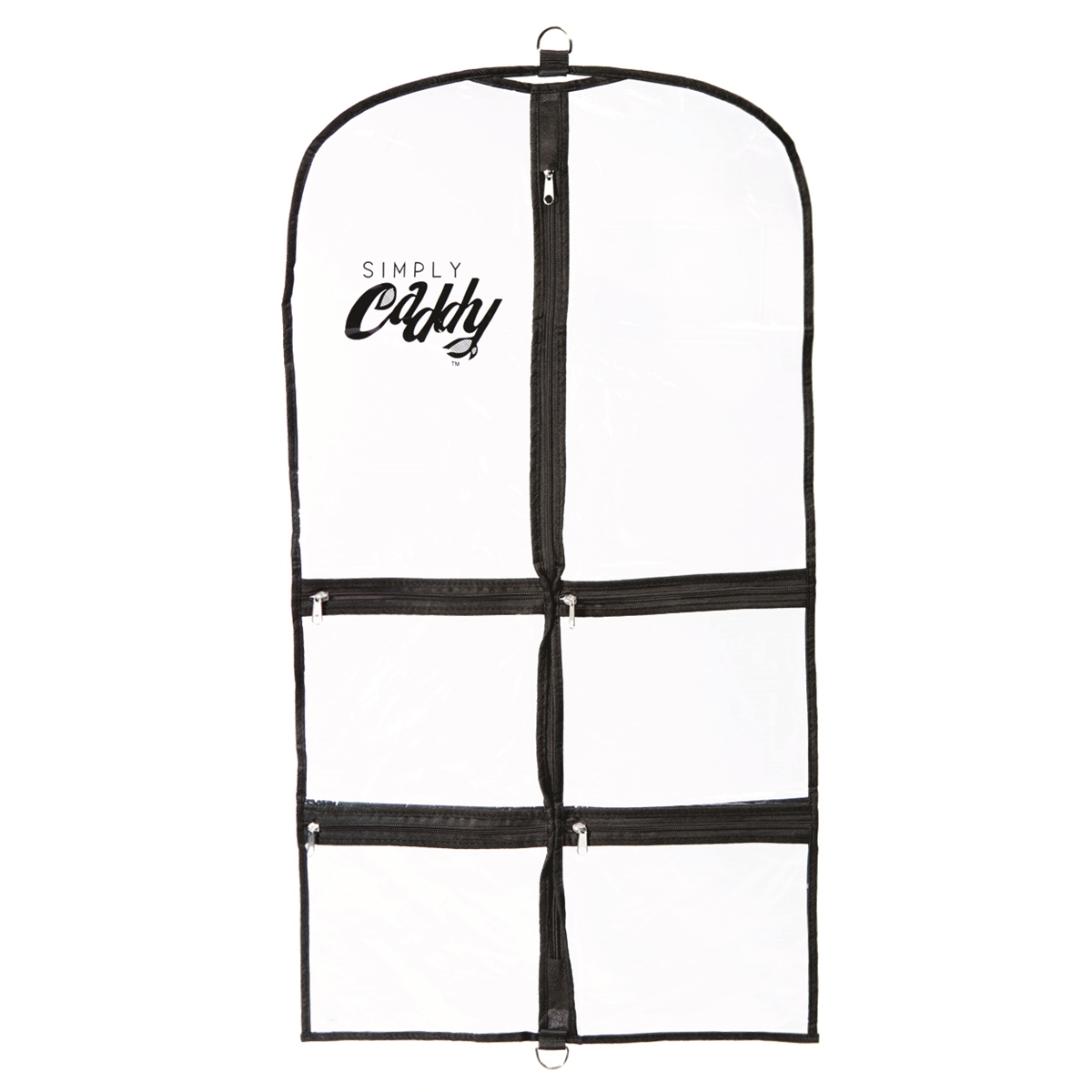 Simply Caddy Dance Costume Garment Bag With Velvet Hanger